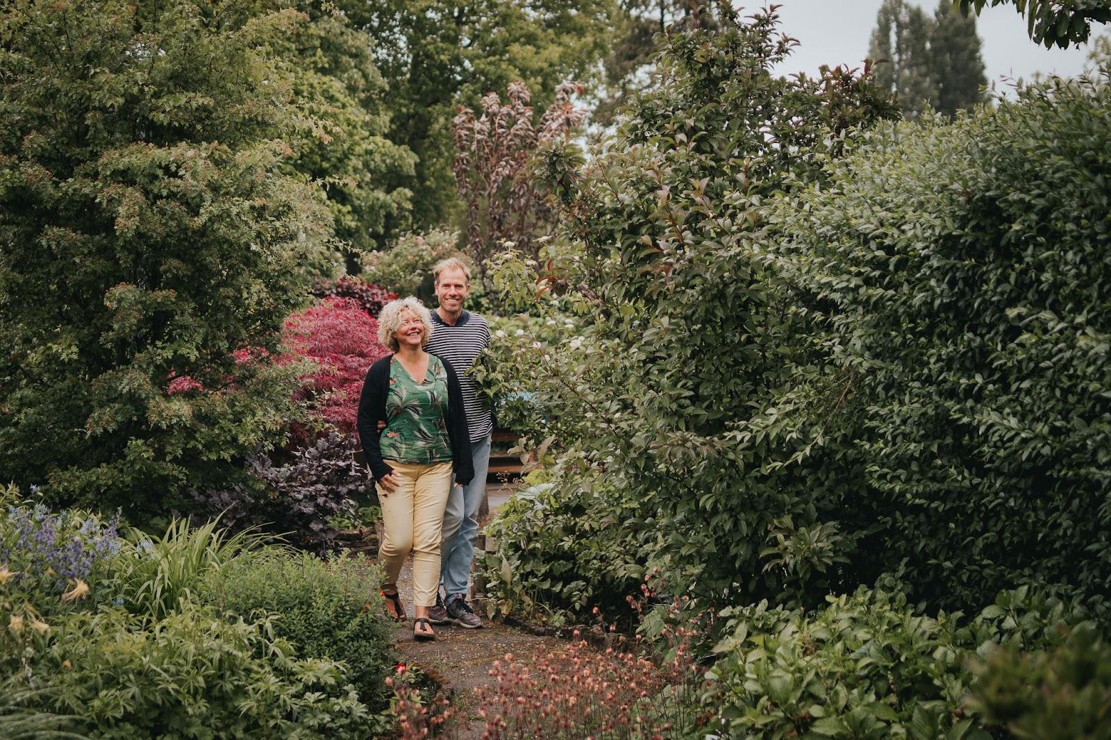 Benefits of sharing economy Campspace hosts in garden