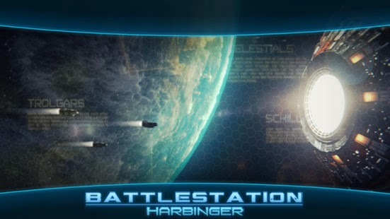 Battlestation: Harbinger cracked apk