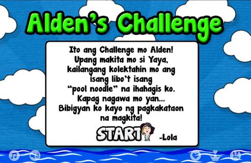 Alden's Challenge - AlDub Game