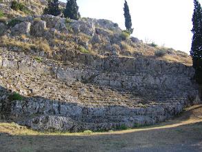 Photo: Το αρχαίο θέατρο της Χαιρωνείας