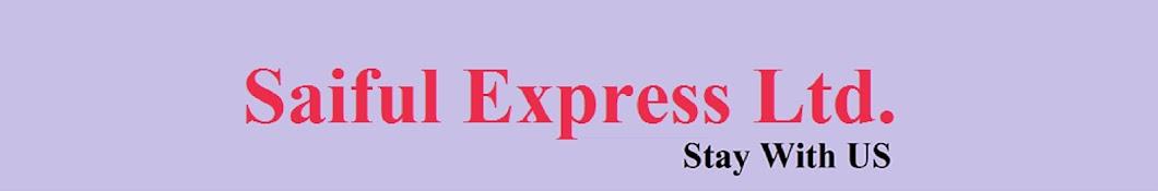 Saiful Express Ltd. Banner