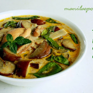 Green Curry Japanese Recipes