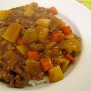 Korean Curry.