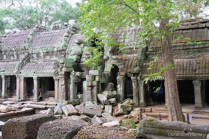 Храм Та Пром, Камбоджа