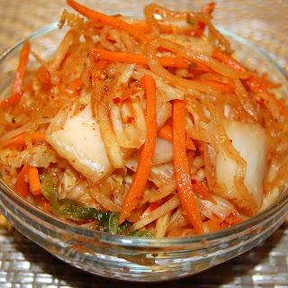 Shou-Ching's Mom's Kimchi