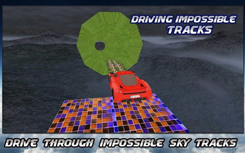 Driving Impossible Tracks- screenshot thumbnail