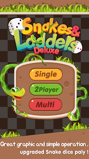 Snakes and Ladders Deluxe(Fun game) 1.0.17 androidappsheaven.com 1