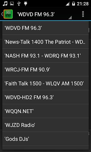 Detroit Radio Stations ss3