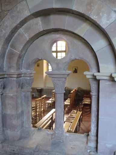 Cloître intérieur