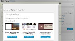 ZoomSounds - WordPress Wave Audio Player with Playlist - 6