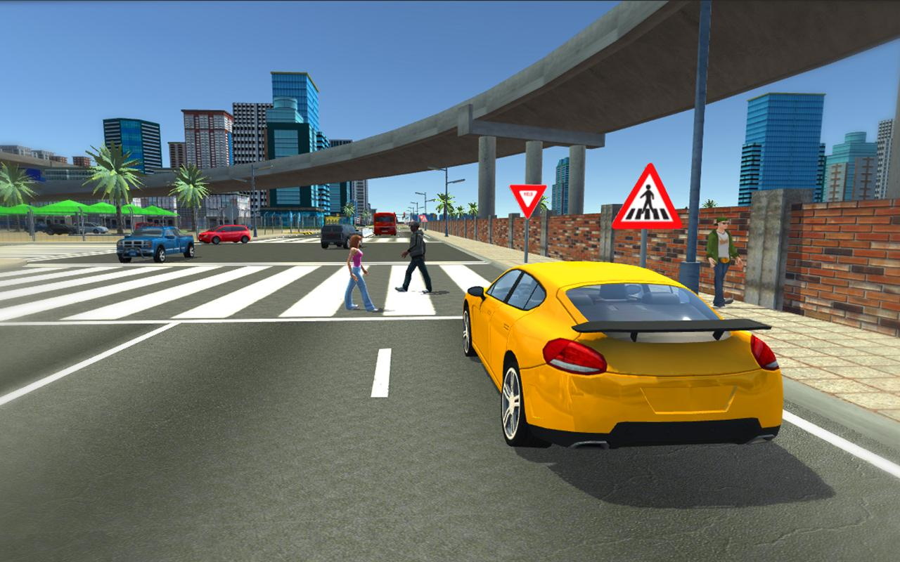 real driving school simulator 2017 car parking 3d android apps on google play. Black Bedroom Furniture Sets. Home Design Ideas