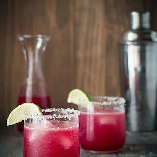 Prickly Pear Margaritas.