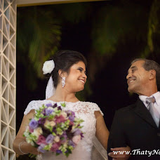 Wedding photographer Thaty Naila (naila). Photo of 04.10.2015