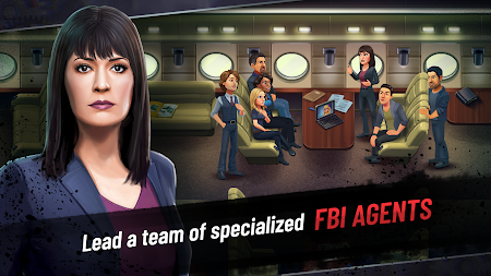 Criminal Minds: The Mobile Game APK screenshot thumbnail 7