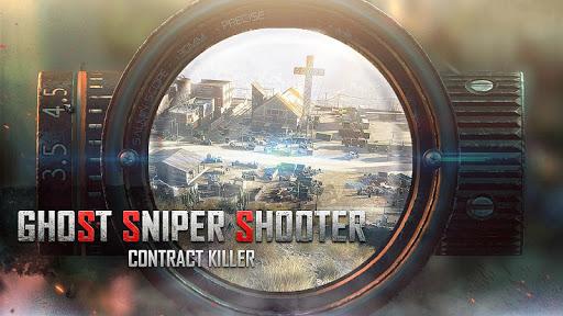 Ghost Sniper Shooter  : Contract Killer 1.0.3 screenshots 2