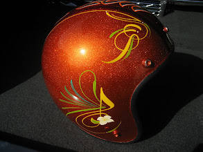 Photo: pinstriping