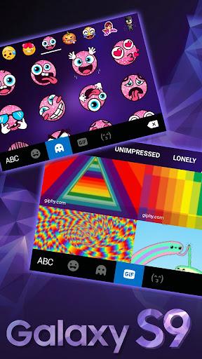 Download Galaxy S9 Keyboard Theme on PC & Mac with AppKiwi APK