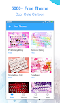 screenshot of TouchPal Keyboard Lite:Smaller & Faster & More Fun