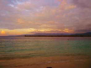 Photo: birthday sunset