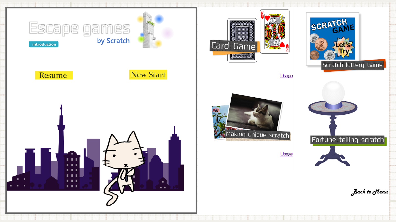 best scratch games to play