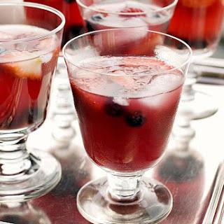 Fresh Strawberry Sangria Recipe