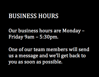 Toni Navy International Business Hours