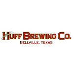 Logo for Huff Brewing Company