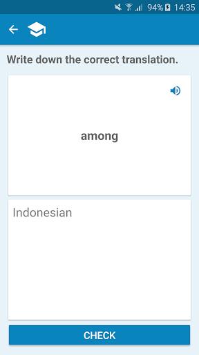 Indonesian-English Dictionary screenshot 5