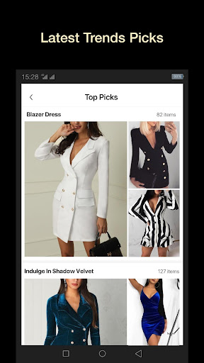 IVRose - Affordable Women's fancy Apparel - screenshot