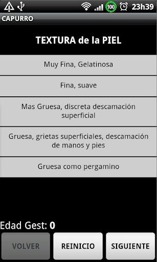 Capurro Español