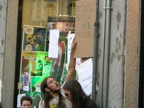 Photo: Puerta del Sol, Madrid, Movimiento 15-M, 21 de mayo de 2011, a9