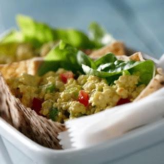Eggless Egg Salad Kid Friendly Vegan