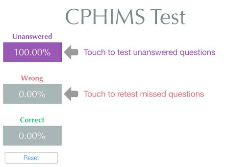 CPHIMS Test+