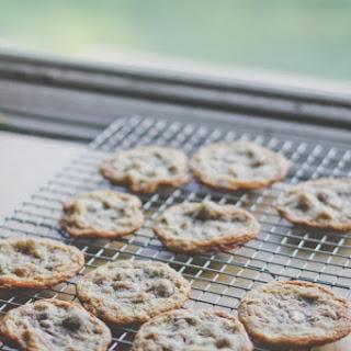 Milk Chocolate Toffee & Hazelnut Cookies
