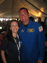 Photo: With astronaut Tony Antonelli