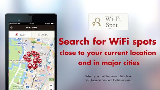 Japan Connected-free Wi-Fi 1.42.0 screenshots 3