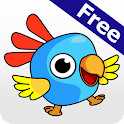 Counting Parrots 1 Free icon