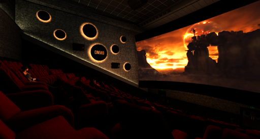 CINEVEO - 虛擬現實電影院