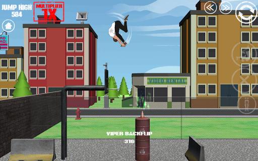 SWAGFLIP - Parkour Origins 1.53 screenshots 5