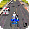 Bike Traffic Race: Atv Quad icon