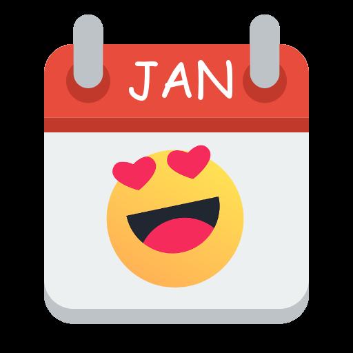 Emoji Del Calendario.Emoji Calendar Apps On Google Play