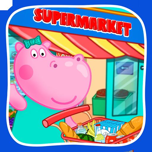 Baby Supermarket - Kids Shopping Games