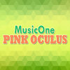 Pink Oculus Songs Icon