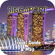 Singapore Travel Guide and Map Download on Windows