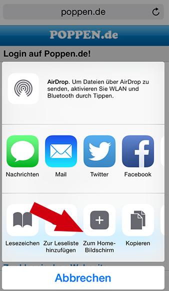 Poppen De App