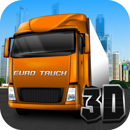 Euro City Truck Simulator 3D 模擬 App LOGO-APP開箱王