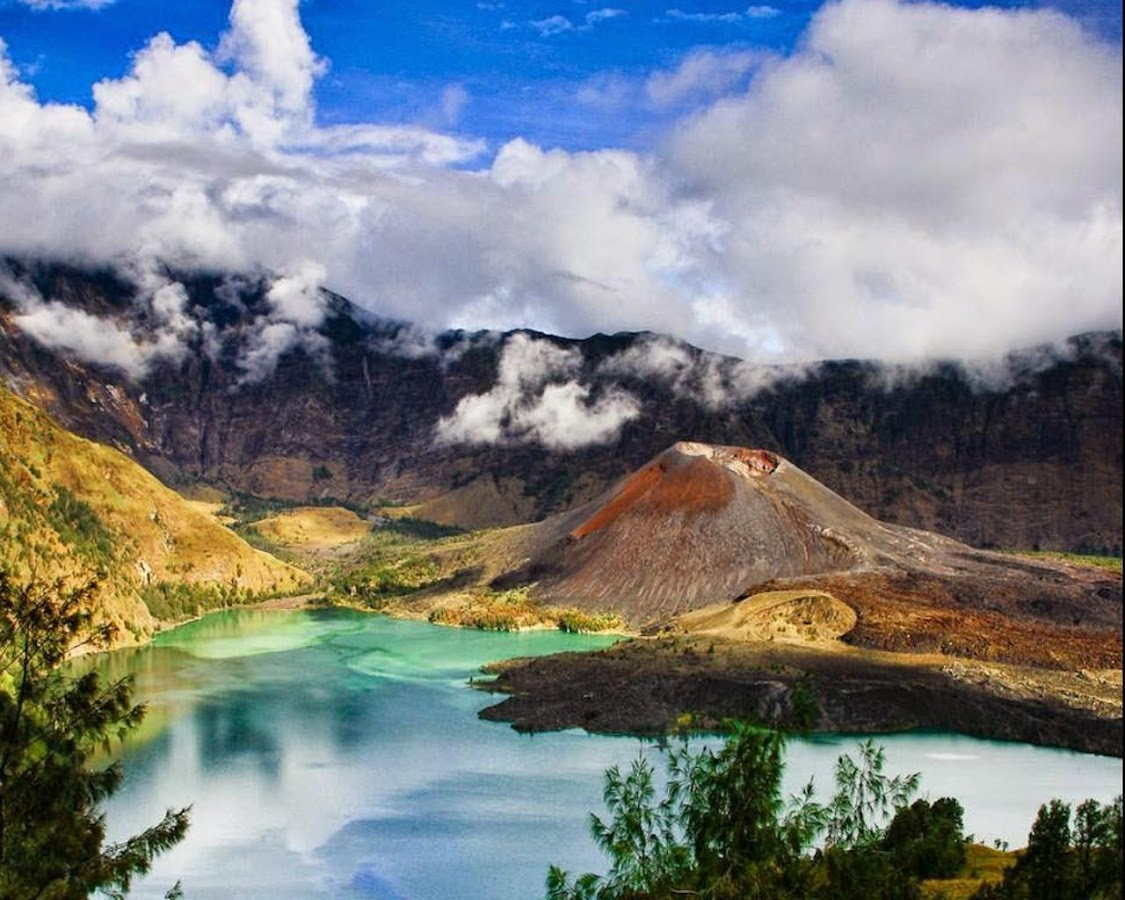 Mount Rinjani Wallpapers  Android Apps on Google Play