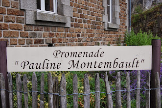 Photo: BRETANYA 2013. FOUGÈRES (FELGER en bretó ): Promenade Pauline Montembault.