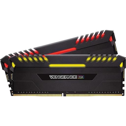 Bộ nhớ DDR4 Corsair 16GB (3000) CMR16GX4M2C3000C15 Ven RGB (2x8GB)