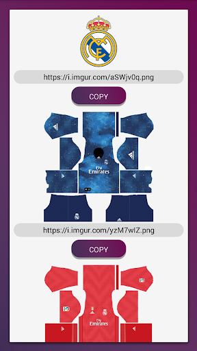Dream League Kits soccer 19 hack tool